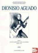 Dionisio Aguado: The Complete Works for Guitar: Volume 2