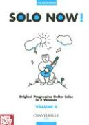 Solo Now! Volume 2: Original Progressive Guitar Solos in 3 Volumes