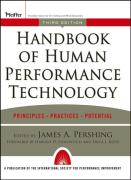 Handbook of Human Performance Technology: Principles, Practices, and Potential