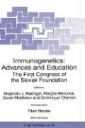 Immunogenetics: Advances and Education