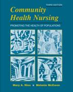 Community Health Nursing: Promoting the Health of Populations