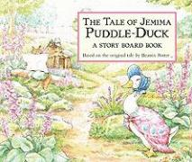 The Tale of Jemima Puddle-Duck: A Story Board Book (Peter Rabbit)
