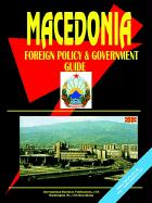 Macedonia Foreign Policy and Government Guide