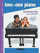 Two at One Piano, Book Two: Late Elementary Duets