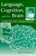 Language Cognition and the Brain C