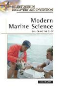 Modern Marine Science: Exploring the Deep