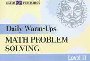 Math Problems Solving Level 2 - Pressley, Brian