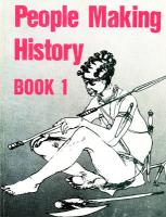 People Making Hist Bk1 - Garlake, Peter; Garlake, P.; Proctor, A.