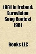 1981 in Ireland: Eurovision Song Contest 1981