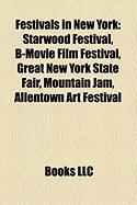 Festivals in New York: Starwood Festival