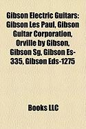 Gibson Electric Guitars: Gibson Les Paul
