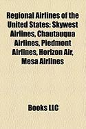 Regional Airlines of the United States: Horizon Air