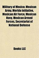 Military of Mexico: Mexican Army