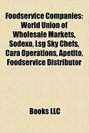 Foodservice Companies: World Union of Wholesale Markets