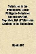 Television in the Philippines: List of Philippine Television Ratings for 2008