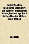 United Kingdom Intelligence Community: Bad Nenndorf Interrogation Centre