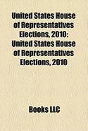 United States House of Representatives Elections, 2010: Succulent Plant