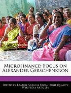 Microfinance: Focus on Alexander Gerschenkron