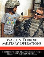 War on Terror: Military Operations