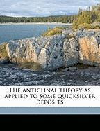 The Anticlinal Theory as Applied to Some Quicksilver Deposits - Udden, Johan August