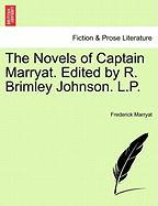 The Novels of Captain Marryat. Edited by R. Brimley Johnson. L.P.