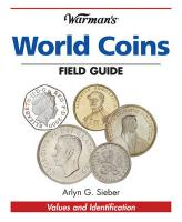 Warman's World Coins Field Guide: Values & Identification