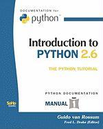 Introduction to Python 2.6