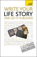 Teach Yourself Write Your Life Story And Get It Published - Gawthorpe, Anne