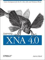 Learning XNA 4.0