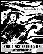 Hybrid Picking Exercises: Single Note Permutations