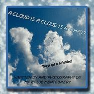 A Cloud Is a Cloud Is a What: You've Got to Be Kidding - Montgomery, Mary Sue