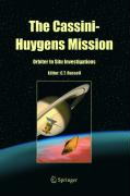 The Cassini-Huygens Mission: Orbiter in Situ Investigations