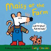 Maisy at the Farm (Maisy Classic Pop Up Book)