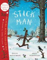 Stick Man. Book & CD