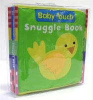 Snuggle Cloth Book