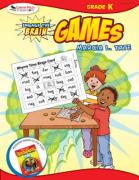 Engage the Brain: Games: Grade K