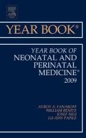 The Year Book of Neonatal and Perinatal Medicine