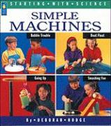 Simple Machines - Hodge, Deborah