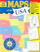 Maps of the USA: Grades 1-6