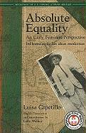 Absolute Equality: An Early Feminist Perspective/Influencias de Las Ideas Modernas