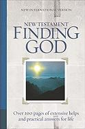 Finding God New Testament-NIV