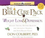 The Bible Cure Pack 3: Weight Loss and Depression - Colbert, Don
