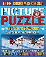 Life Picture Puzzle Christmas Box Set - Editors of Life; Editors, Of Life