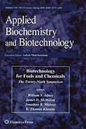 Biotechnology for Fuels and Chemicals: The Twenty-Ninth Symposium