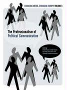 The Professionalisation of Political Communication