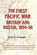 The First Pacific War: Britain and Russia, 1854-1856