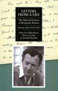 Letters from a Life: The Selected Letters of Benjamin Britten, 1913-1976: Volume Four: 1952-1957