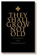 They Shall Grow Not Old - Elliott, Brian