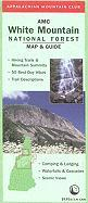 AMC White Mountain National Forest Map and Guide - Appalachian Mountain Club Books