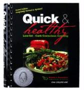 Quick & Healthy Low-fat, Carb Conscious Cooking, 2nd Edition